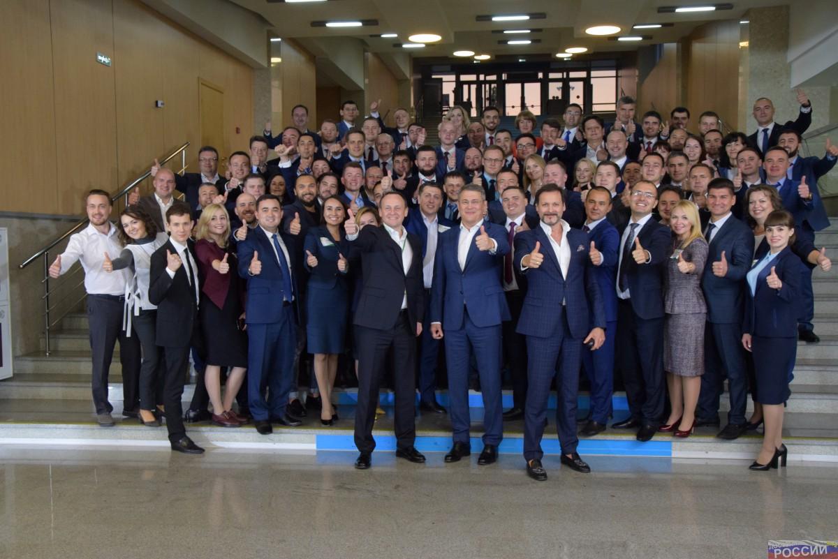 Лидеры Башкортостана